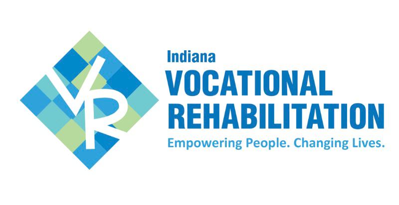 Picture of Vocational Rehabilitation Indiana logo