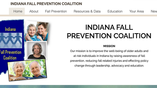 Indiana Fall Prevention Coalition – Please Join Us!