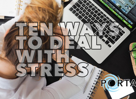 Self-Employment – Ten Ways To Deal With Stress