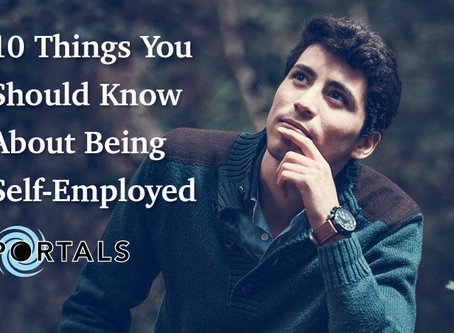 Ten Things You Should Know About Being Self-Employed