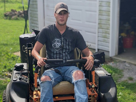 Workhorse Mowing - A Portals Spotlight On Self-Employment