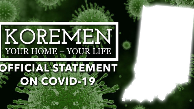 Koremen LLC's Official Statement on Corona Virus Covid-19