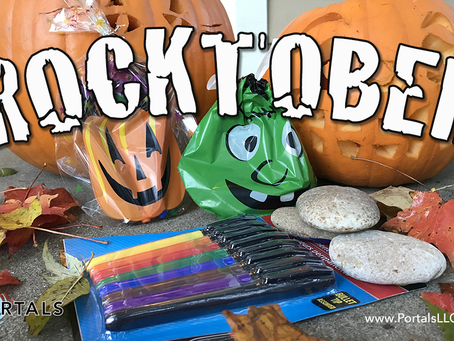 Getting Creative With Portals This Rocktober!