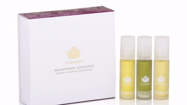 Shankara Ayurveda Aromatherapy Collection