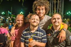 Lapo, Lorenzo, Edoardo e Luca