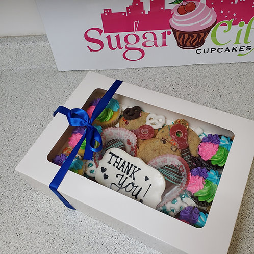 """Thank You"" Dessert Box"