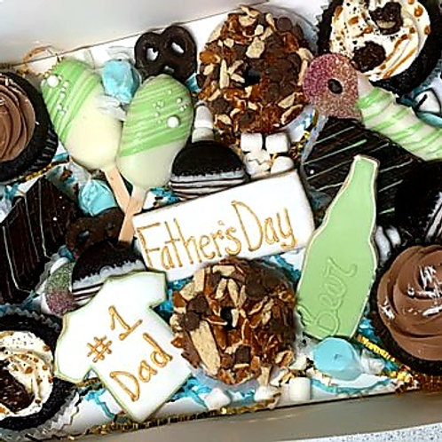 Father's Day Dessert Boxes