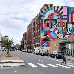 PA: Spring Garden Street Greenway