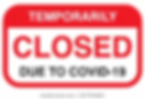 temporarily-closed-sign-coronavirus-news