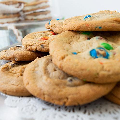 Gourmet Chocolate Rainbow Cookie