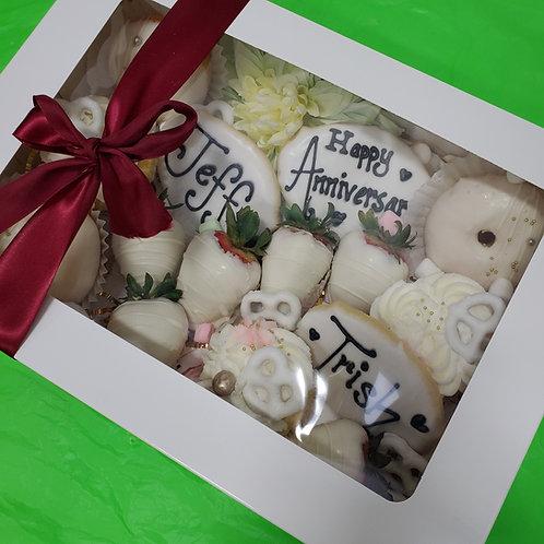 Anniversary Dessert Box
