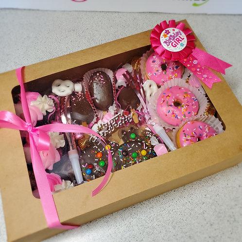 Birthday Girl Dessert Box