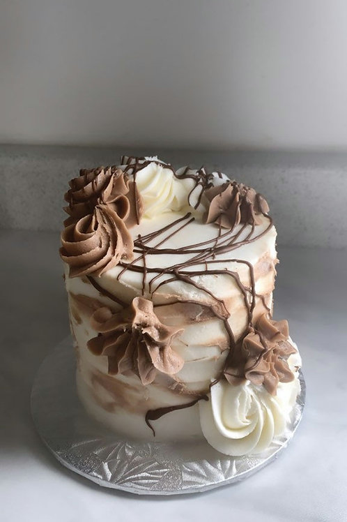 "Chocolate 4"" Cake"