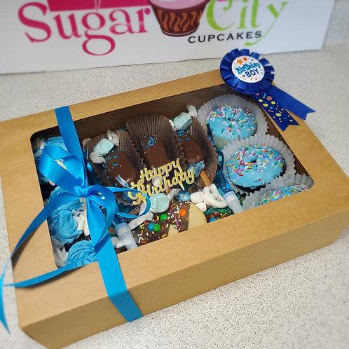 Birthday Boy Dessert Box