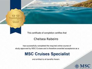 msc certified specialist
