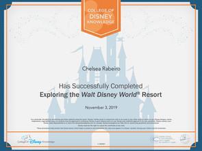 Walt Disney World Resort Specialist