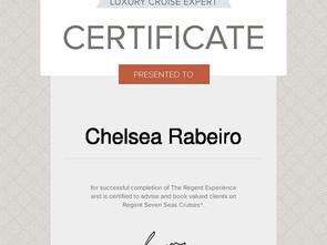 Certified Expert Regent Seven Seas