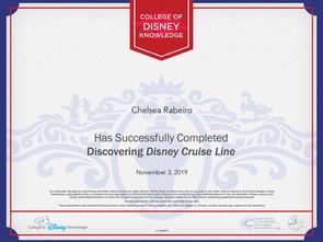 Disney Cruise Line Specialist