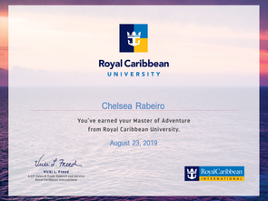 Royal Caribbean Cruises Specialist