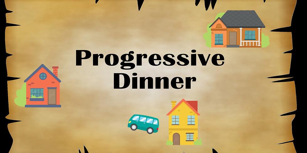 AK Progressive Dinner