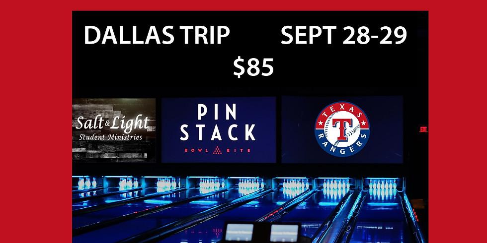 S&L Student Dallas Trip
