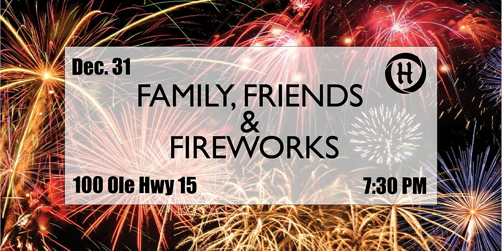 Family & Friends Night