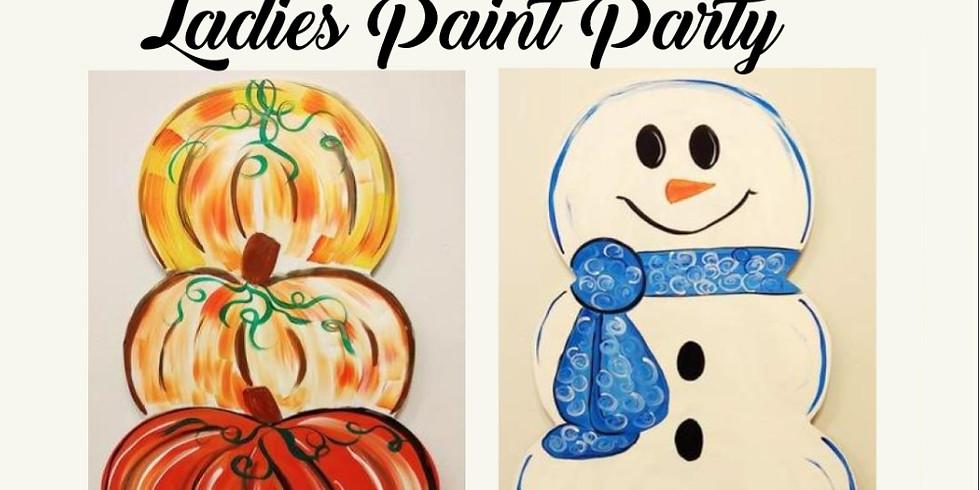 Ladies Paint Party