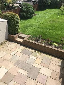 Sunny Garden Patio