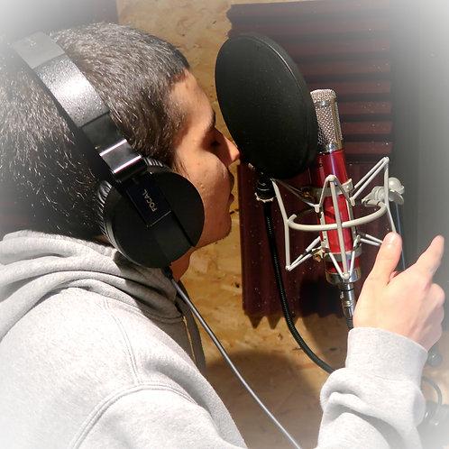 Recording Studio per hour