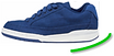 Athletic shoe indicating low joint intensity.
