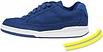 Athletic shoe indicating medium joint intensity.