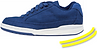 Athletic shoe indicating medium joint impact.