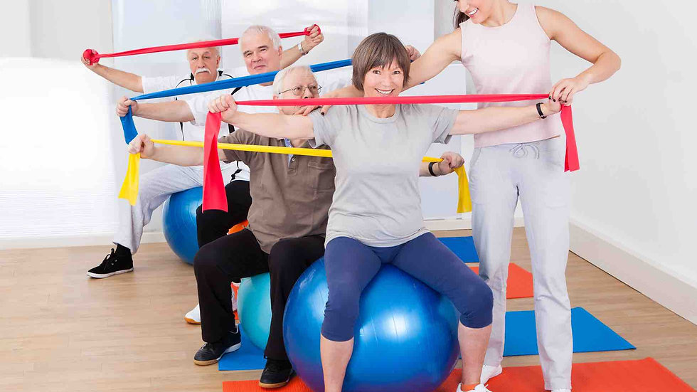 Group Exercise Classes Available Upon Request