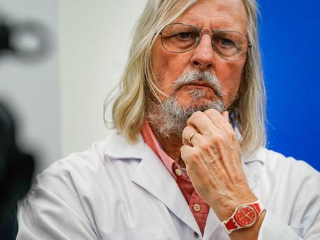 Coronavirus: Francia autorizó el tratamiento en base a cloroquina del infectólogo Didier Raoult