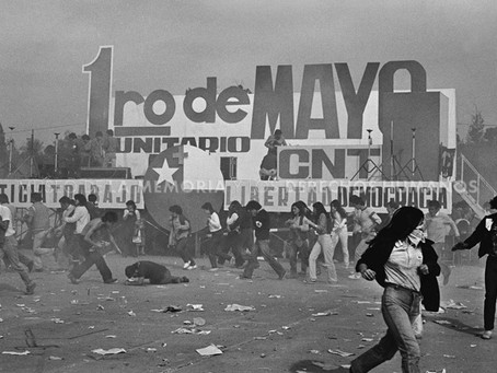 LA HISTORIA OCURRIDA EN 1984 SE REPITE