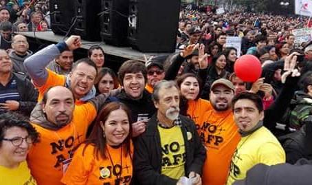 24 de Julio 2016, El día que Chile Despertó