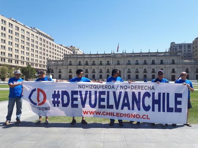 Devuelvan Chile