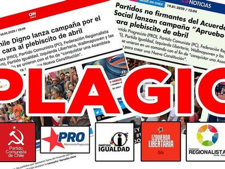 Chile Digno Plagiado por la Izquierda