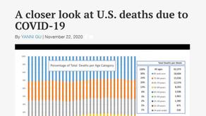 Universidad Johns Hopkins publica estudio que demuestra la farsa de las muertes por COVID en USA