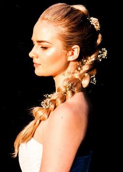 Bridal headshot - 4