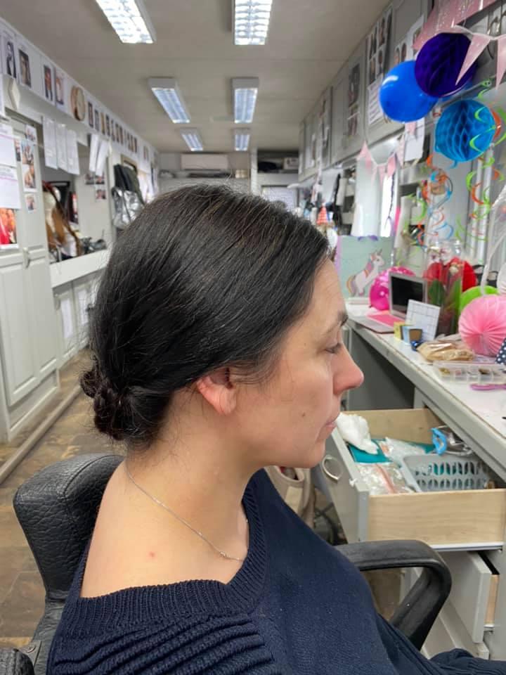 HAIR FOR HOUSE MAID