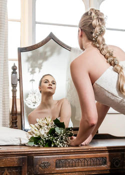 Bridal headshot - 3