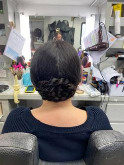 HAIR FOR HOUSE MAID SA