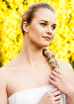 Bridal headshot - 6