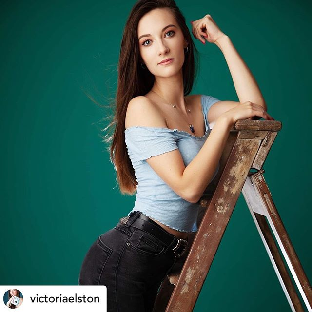 Posted _withrepost • _victoriaelston_wha