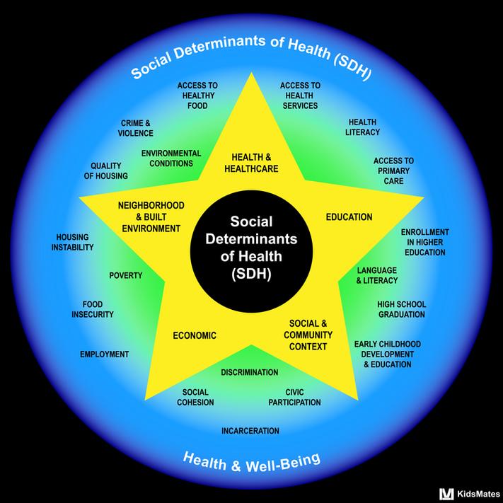Social Determinants of Health / KidsMates