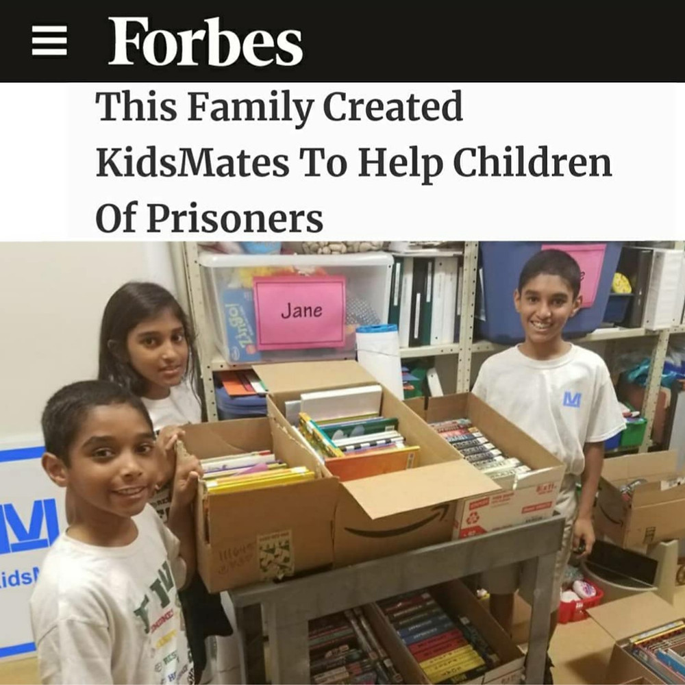 """""""Joshua Martoma"""" """"Ava Martoma"""" """"David Martoma"""" """"Mathew Martoma"""" """"Rosemary Martoma"""" """"Walter Pavlo"""" Forbes KidsMates """"Parental Incarceration"""""""