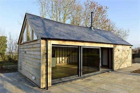 Timber Barn Conversion