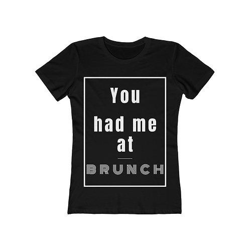Women's Brunch - Boyfriend Tee