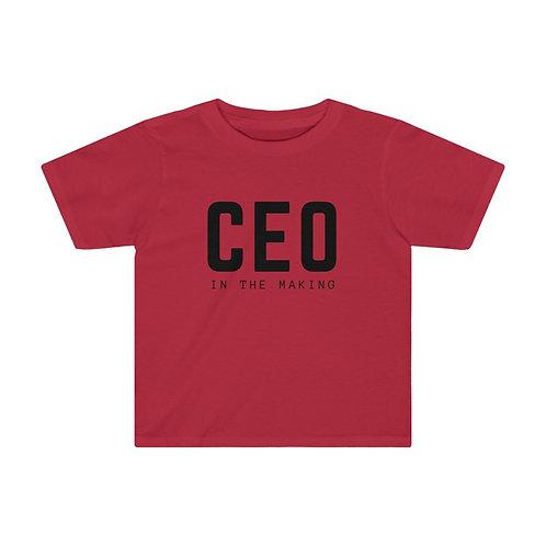 Toddler CEO Tee
